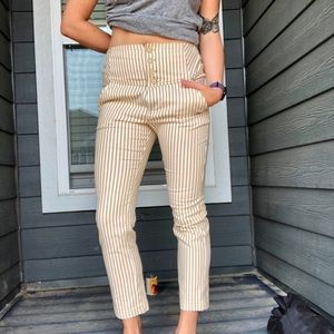 Frankie high waist skinny pants
